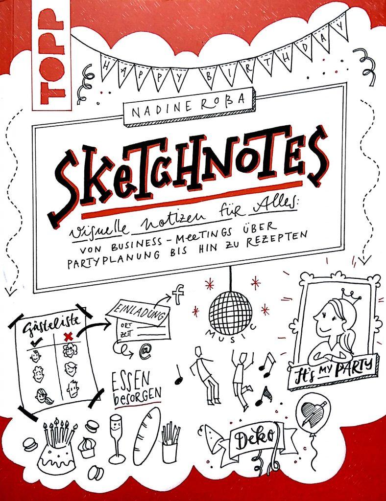Cover Sketchnotes für Alles